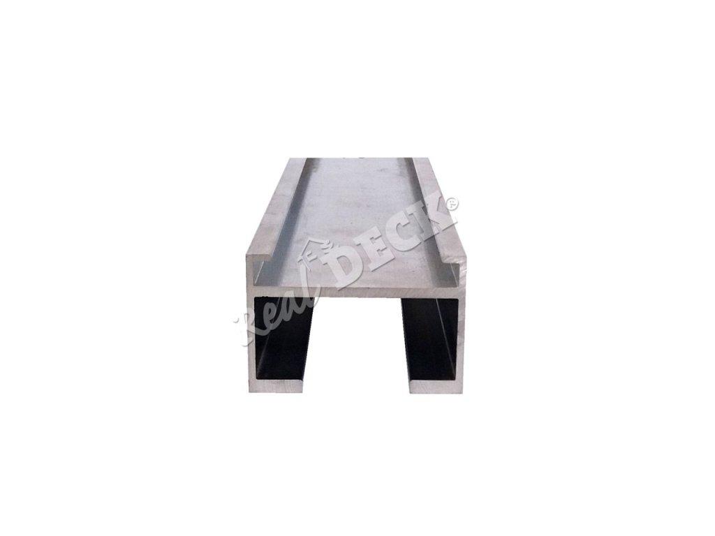 hliník 40x60 mm