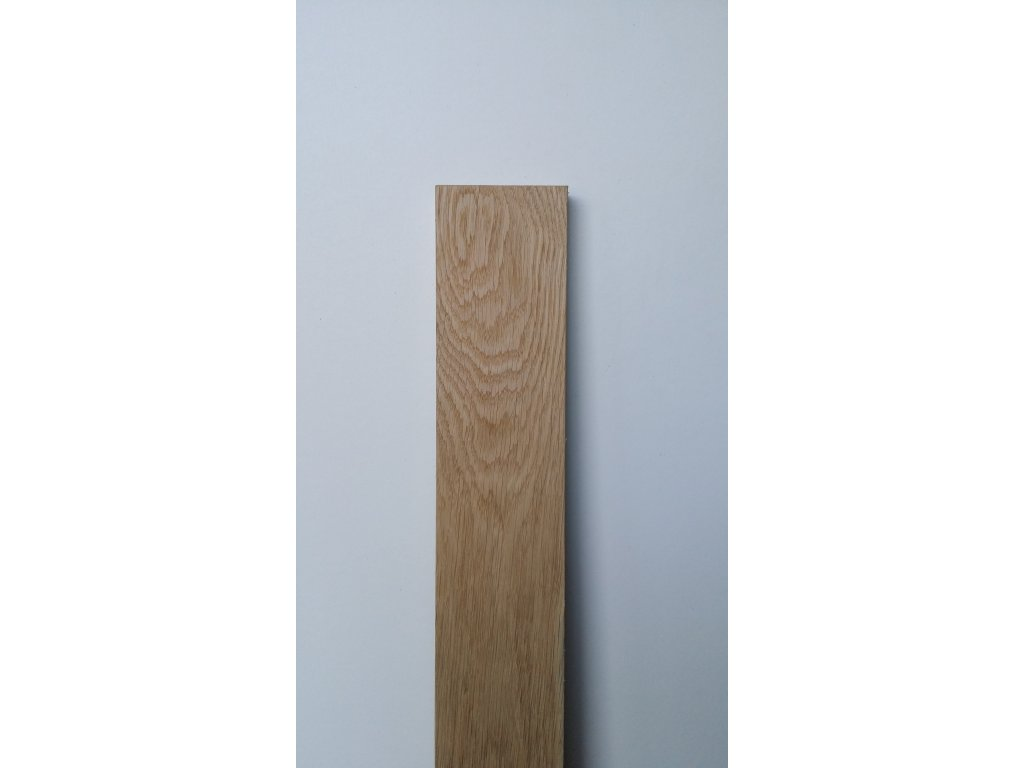 Dubové plotovky 1,5 x 10 cm, délka 100 cm