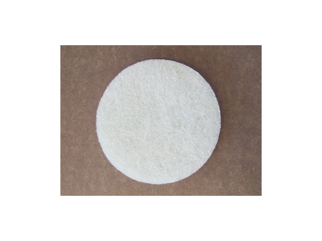 PAD bílý pro podlaháře 330mm