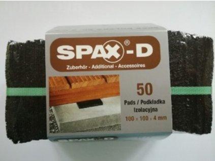 Pads 4 mm SPAX