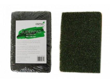 malysuperpad zeleny 95 x 155mm